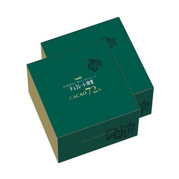 チョコレート効果カカオ72%大容量ボックス(1kg*2箱セット)/チョコレート効果