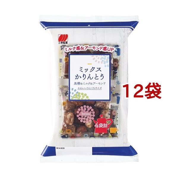 ミックスかりんとう ( 114g*12袋セット )