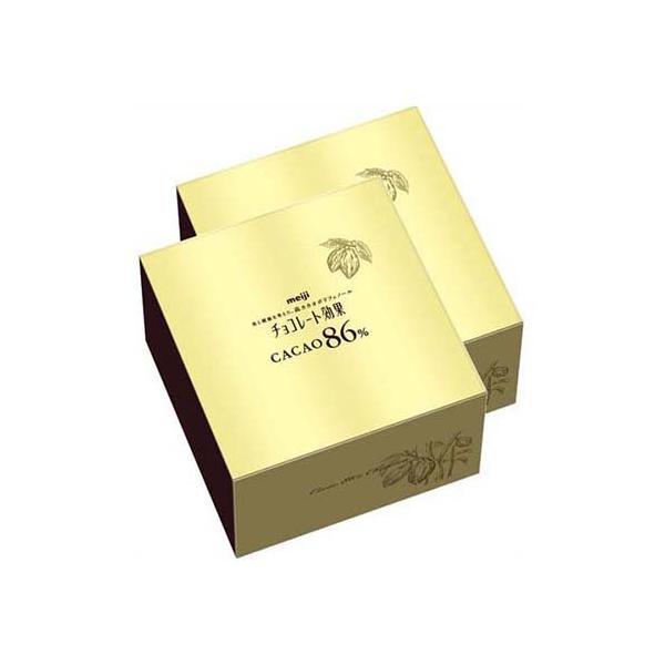 チョコレート効果カカオ86%大容量(940g*2箱セット)/チョコレート効果