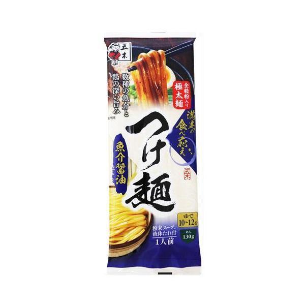 五木食品 つけ麺 魚介醤油 ( 180g*20コ入 )