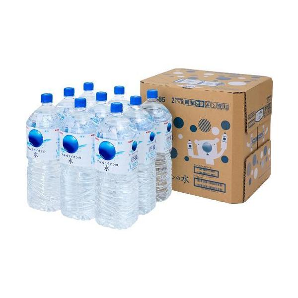 キリン アルカリイオンの水 ( 2L*9本入 )/ アルカリイオンの水