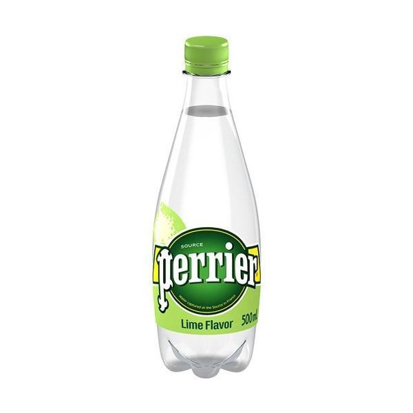 ペリエ ライム(無果汁・炭酸水) ( 500ml*24本入 )/ ペリエ(Perrier)