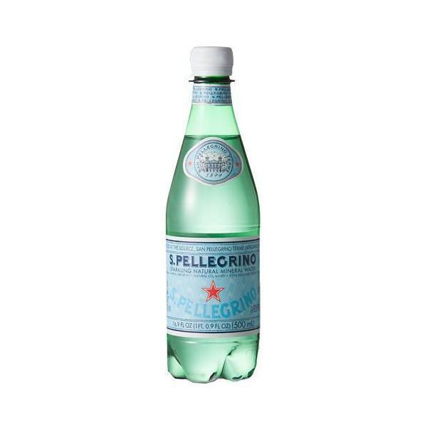 サンペレグリノペットボトル炭酸水正規輸入品(500ml*24本入)/サンペレグリノ(s.pellegrino)
