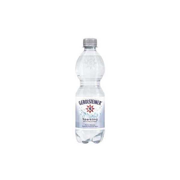 ゲロルシュタイナー炭酸水(500ml*24本入)/ゲロルシュタイナー(GEROLSTEINER)