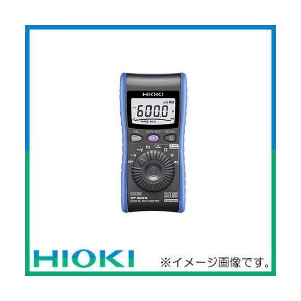 DT4224 デジタルマルチメータ 日置電機 HIOKI