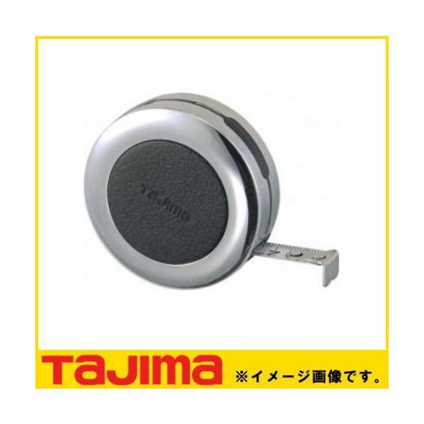 KREIS 3 3m(メートル目盛) レザー/ブラック KR-30LBK TAJIMA