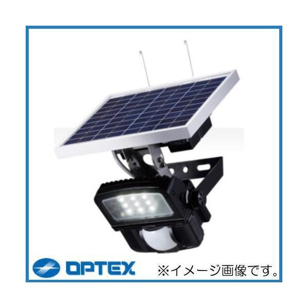 ソーラー式LEDセンサライト調光タイプ サークル配光 LC-1000SC90DSOL オプテックス OPTEX
