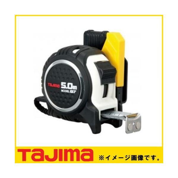 セフG7ロックマグ爪25 5.0m (メートル目盛) 黒/白 SFG7LM2550W TAJIMA