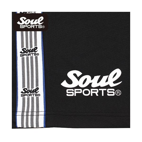 SOUL SPORTSオリジナル ラインショーツ 吸汗速乾素材 soul-sports 03