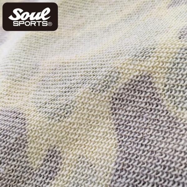 SOUL SPORTSオリジナル プリントロゴ スウェットパンツ(ショート丈) ダックハンターカモ総柄 2018新作|soul-sports|14