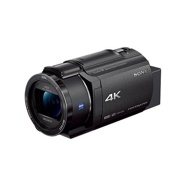 FDR-AX45 ブラック デジタル4Kビデオカメラレコーダー