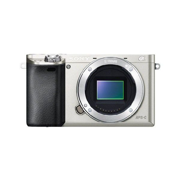 ILCE-6000 デジタル一眼カメラ α6000 本体 シルバー