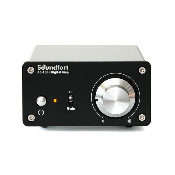 AS-100+ 小型高音質デジタルアンプ|soundfort1
