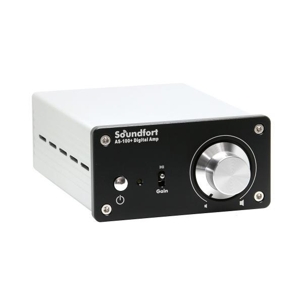 AS-100+ 小型高音質デジタルアンプ|soundfort1|02