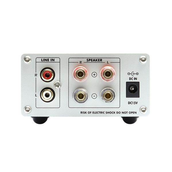 AS-100+ 小型高音質デジタルアンプ|soundfort1|03