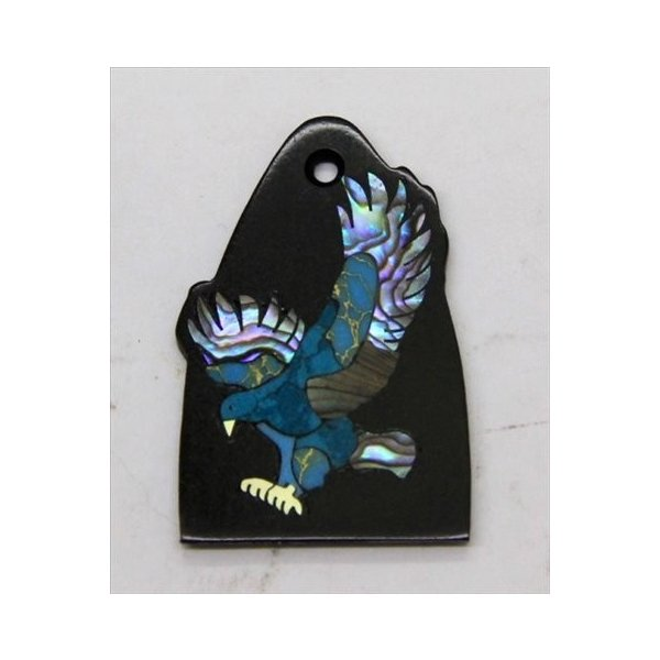 GuitarHeads / Truss Rod Cover with Eagle InlayPRS 直輸入|soundmama-e