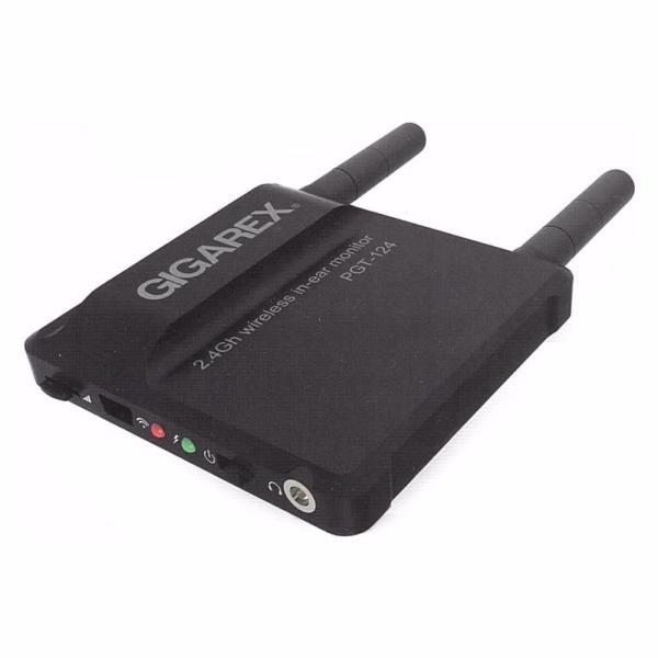 GIGAREX PGT-124 ワイヤレスモニタリングシステム 2.4GHz|soundmama-e