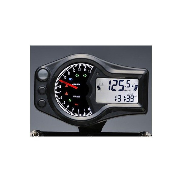 ACE-6652 ACEWELL 多機能デジタルメーター 15000rpm エースウェル 送料無料 正規品|soundnakayama