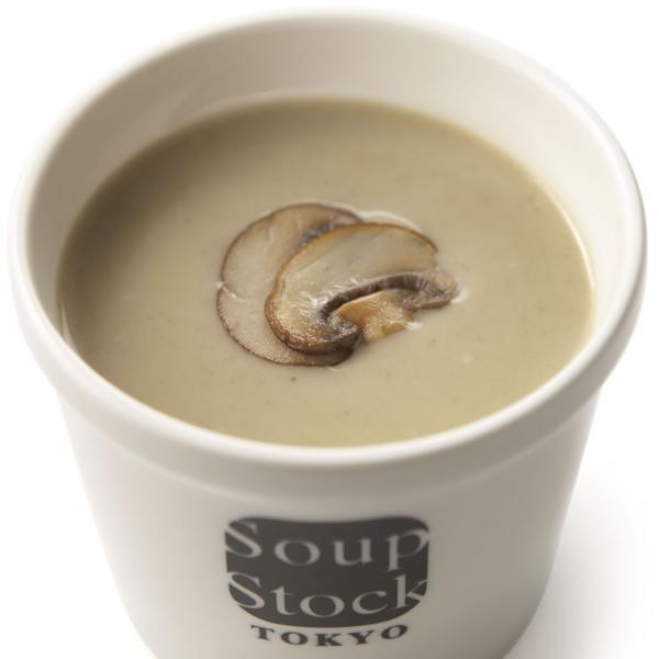 【季節限定】スープストックトーキョー きのことさつま芋のポタージュ 180g|soup-stock-tokyo