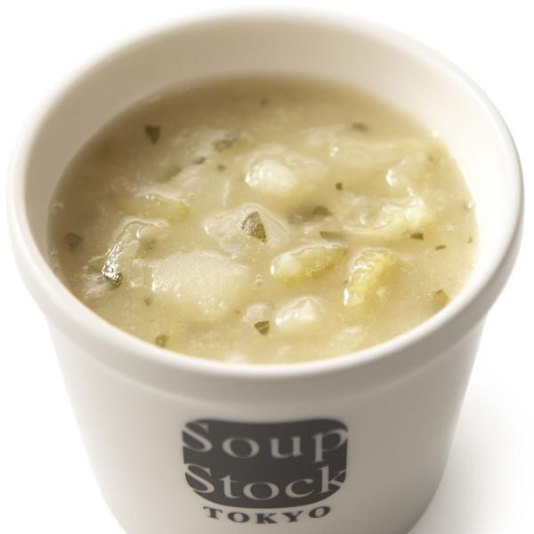 【冷凍スープ限定メニュー】スープストックトーキョー 白い野菜のミネストローネ 180g|soup-stock-tokyo