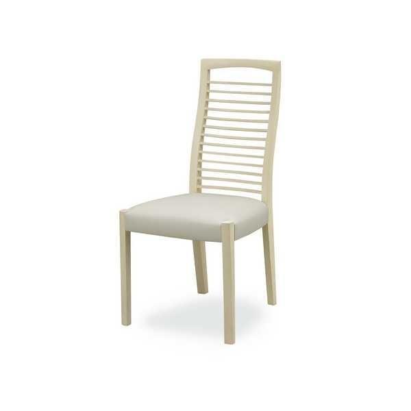 RoomClip商品情報 - ダイニングチェアー アビー ABBY シギヤマ 食堂 イス いす 椅子 チェア ハイバック モダン シンプル 合皮張り お手入れ簡単