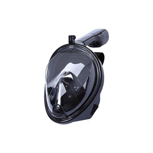 フルフェイス シュノーケルマスク GoPro対応 180度クリアワイドビジョン 海水浴 マスク 水中メガネ ゴーグル|south-market|02