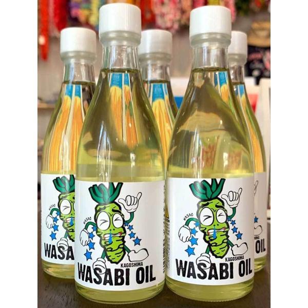 わさび油 100g わさび風味とツーンとした辛さがくせになる!!液体わさび調味油|south-market