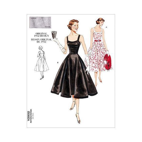ミス 'ミス' 小柄なドレス -、(6-8-10) パターン