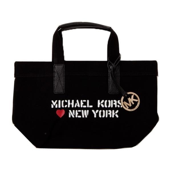 マイケルコース トート バッグ CITY TOTE SM TOTE NY MICHAEL KORS TOTE 35t7mt2t2r ブラック ラッピング不可