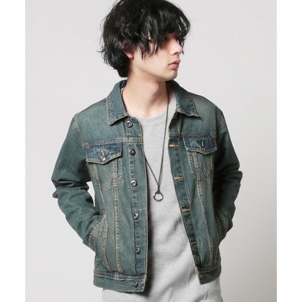 日本製 レザー コード リング ネックレス ネックレス・ペンダント 男女兼用アクセサリー ジュエリー・アクセサリー メンズファッション|soyous|03