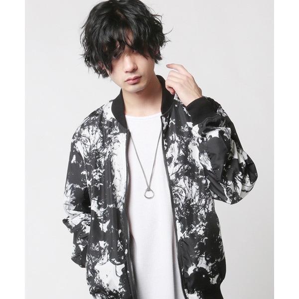 日本製 レザー コード リング ネックレス ネックレス・ペンダント 男女兼用アクセサリー ジュエリー・アクセサリー メンズファッション|soyous|05