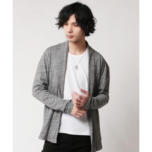 ネックレス メンズ 日本製 マルチチャーム リング クロス フェザー|soyous|03