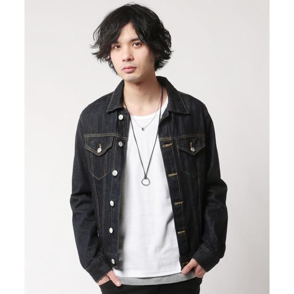 ネックレス メンズ 日本製 マルチチャーム リング クロス フェザー|soyous|05