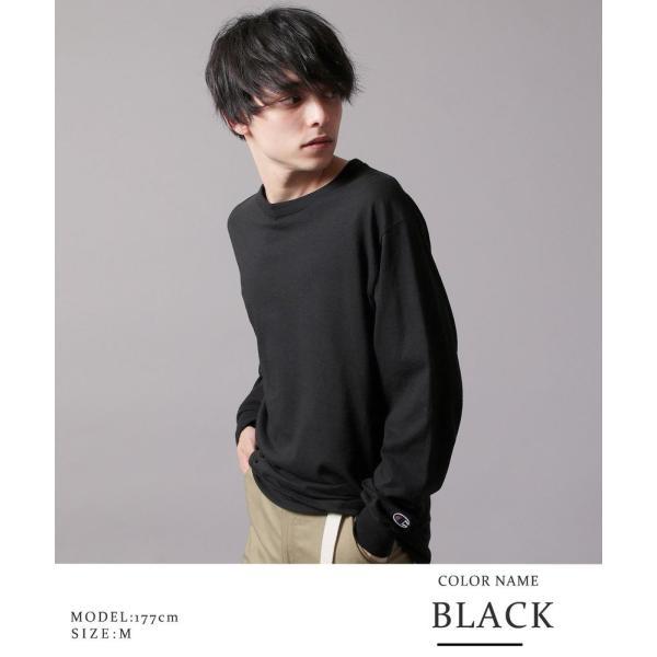 シンプル だから無限に着こなせる Uネック 長袖 7分袖 半袖 カットソー Tシャツ|soyous|05