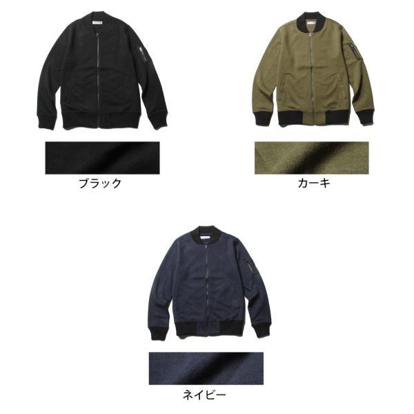TC ポンチ MA-1 ma-1 ジャケット カット ブルゾン メンズ|soyous|06