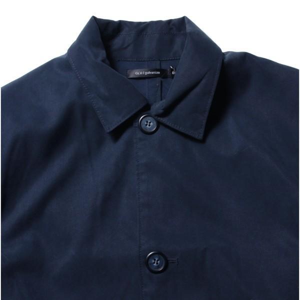 メンズ コート 春 メンズファッション 撥水 テンセル ストレッチ ステンカラー|soyous|06