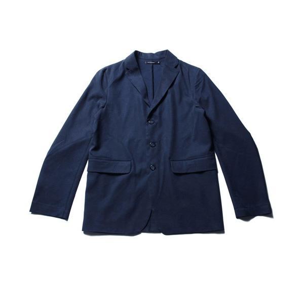 メンズ ジャケット 春 メンズファッション 撥水 テンセル ストレッチ テーラード ジャケット|soyous|04