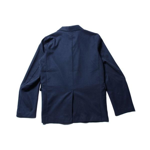 メンズ ジャケット 春 メンズファッション 撥水 テンセル ストレッチ テーラード ジャケット|soyous|05