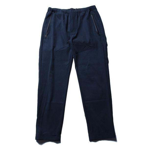 メンズ パンツ 春 メンズファッション 撥水 テンセル ストレッチ テーパードパンツ|soyous|05