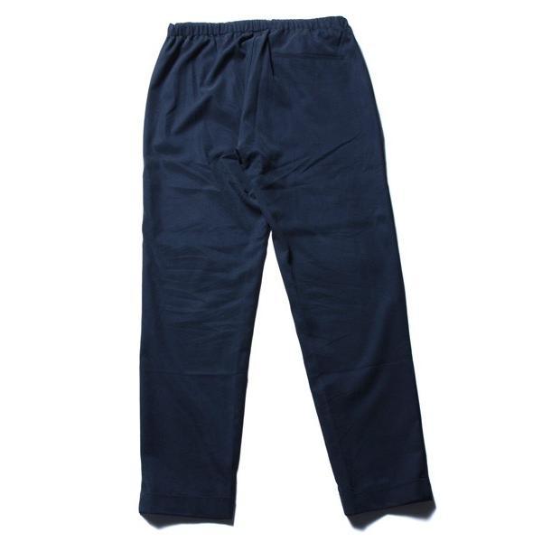 メンズ パンツ 春 メンズファッション 撥水 テンセル ストレッチ テーパードパンツ|soyous|06