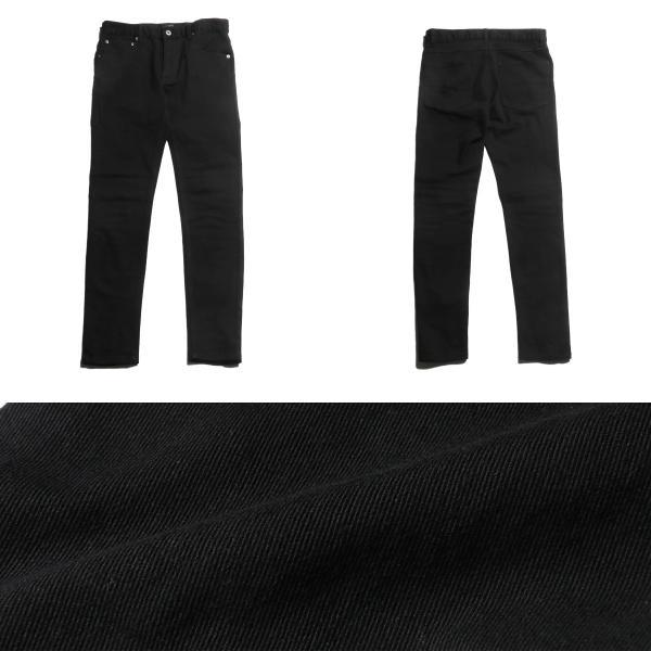 スーパーストレッチ スーパー スキニー パンツ メンズ ツイル|soyous|05