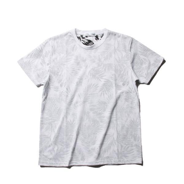 Buyer's Select 総柄裏プリントビッグサイズ半袖Tシャツ|soyous|05