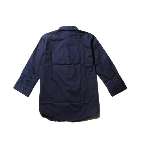 7分袖 シャツ メンズ 切り替え デザイン soyous 06