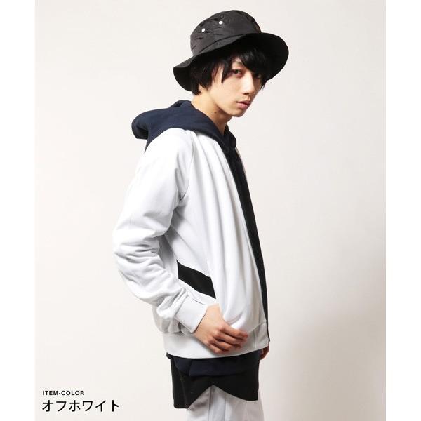 ポリジャージ トラック スーツ ジャケット メンズ|soyous|02