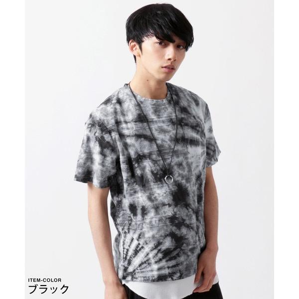 タイダイ 半袖 Tシャツ メンズ|soyous|02