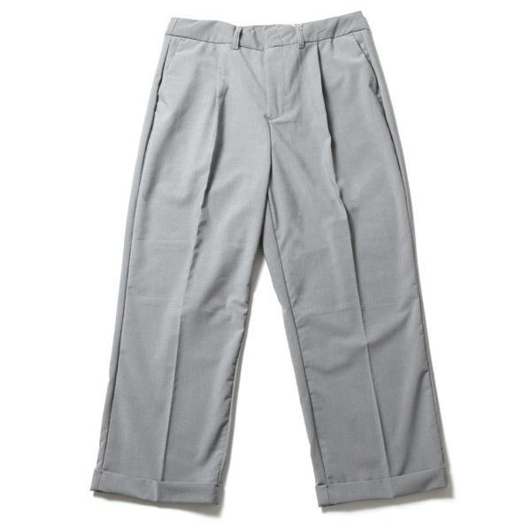 ストレッチ TR ワイド パンツ メンズ|soyous|04