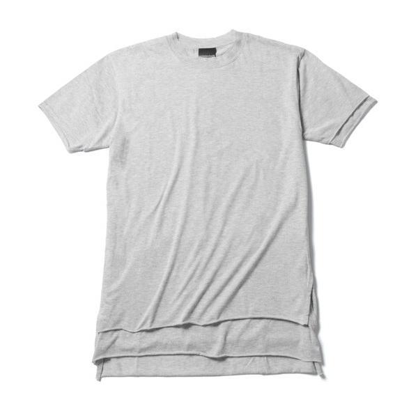 カットオフ フェイクレイヤード 半袖 Tシャツ メンズ|soyous|05
