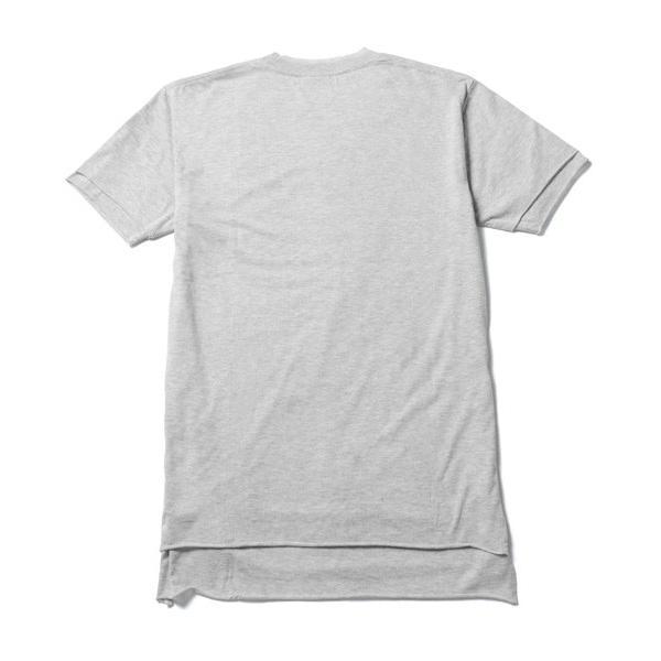 カットオフ フェイクレイヤード 半袖 Tシャツ メンズ|soyous|06