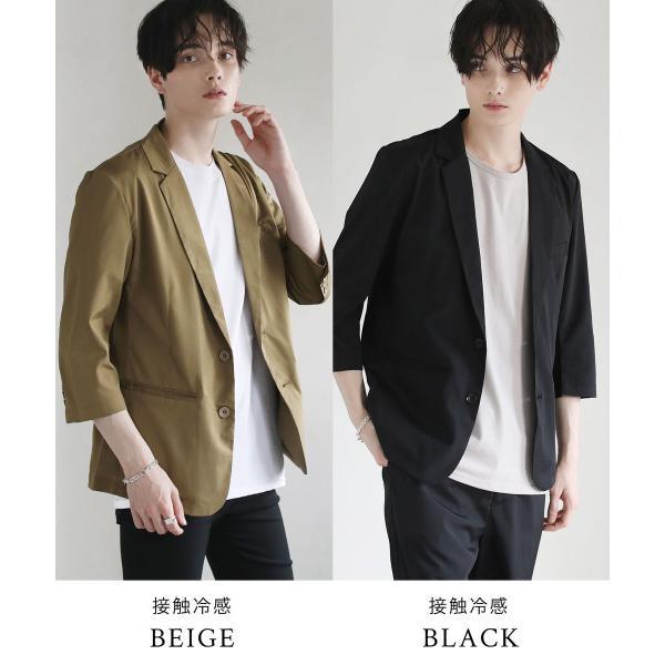 テーラードジャケット メンズ ジャケット ブレザー テーラード メンズ 長袖 秋 冬 メンズ 送料無料|soyous|07
