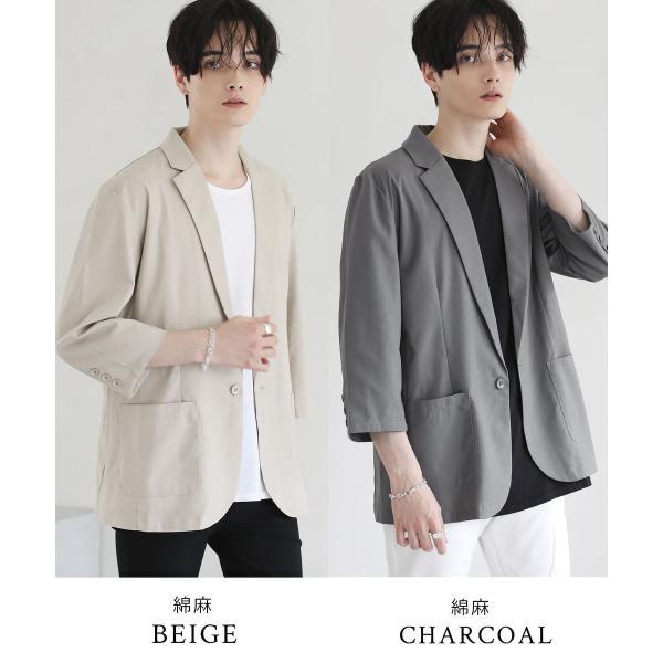 テーラードジャケット メンズ ジャケット ブレザー テーラード メンズ 長袖 秋 冬 メンズ 送料無料|soyous|10